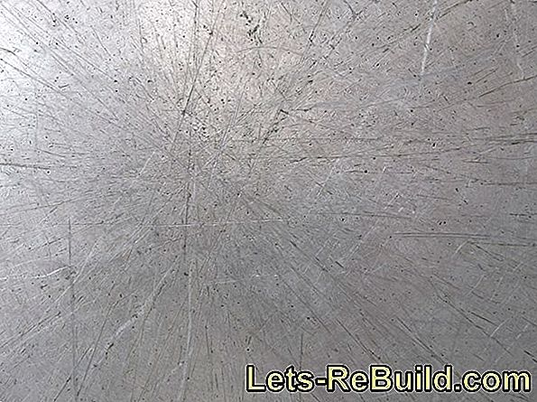 Remove Scratches From Aluminum » These Methods Help