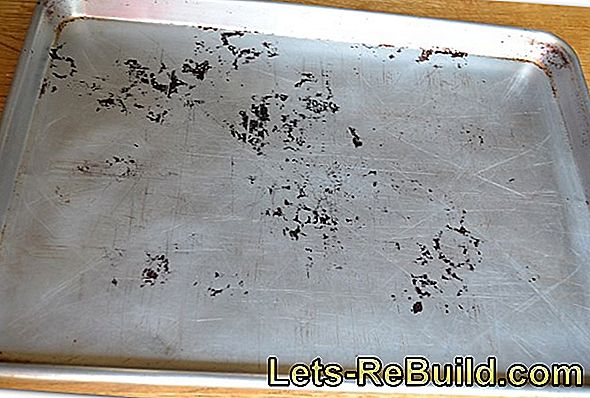 Clean The Aluminum Sheet » This Is How It Gets Really Clean