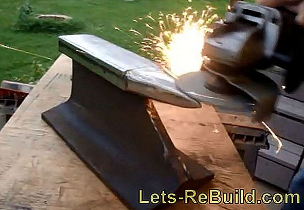 Build An Anvil Yourself » A Great Idea To Imitate
