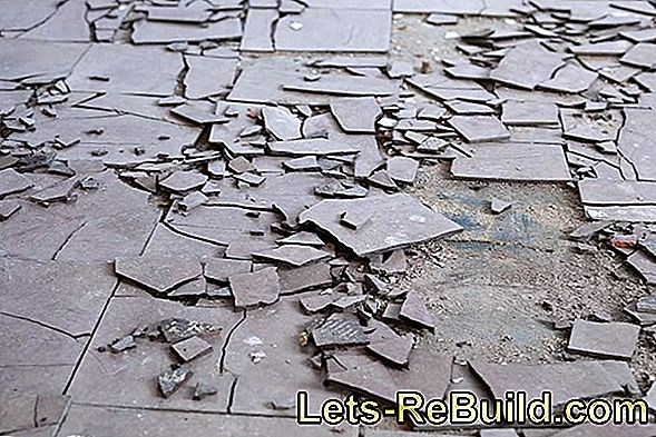 Linoleum With Asbestos » How To Recognize It