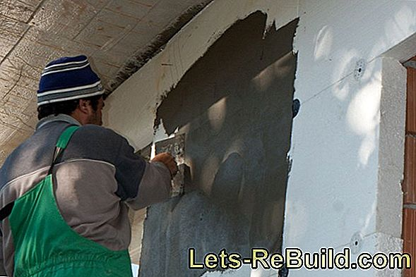 Apply External Plaster To Polystyrene » You Should Pay Attention