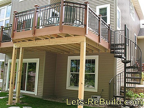 Building An External Staircase » Is A Building Permit Required?