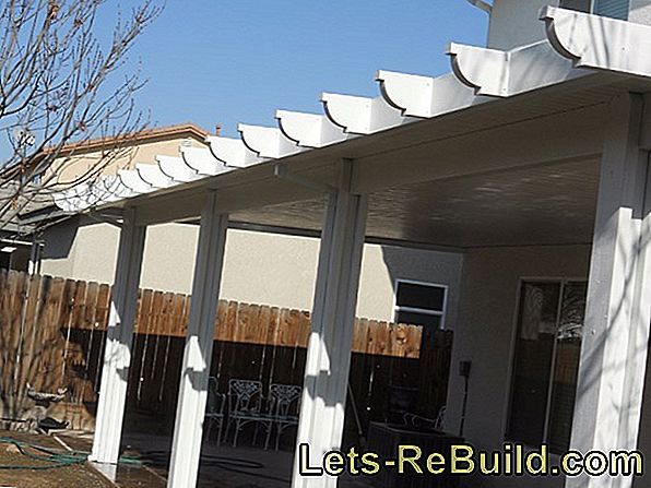 Trim Awning » Instructions In 6 Steps