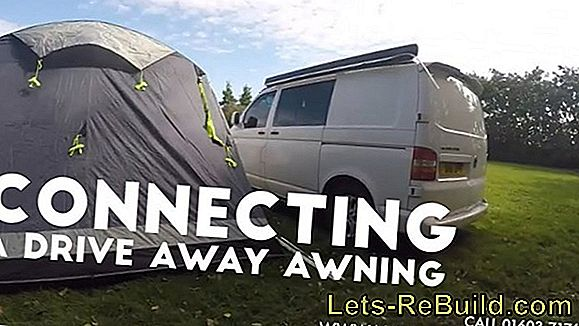 Attach Awning » Simply Explained In 5 Steps
