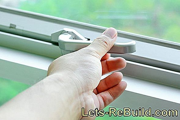 Retrofit the window latch and increase anti-theft protection