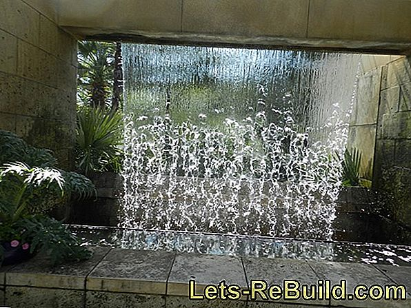 Balcony Pond » Materials & Design Ideas