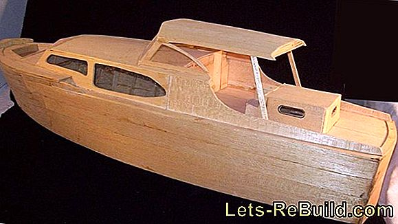 Balsa wood - the craft wood