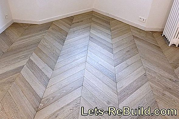 Lay Bamboo Parquet - Instructions In 3 Steps