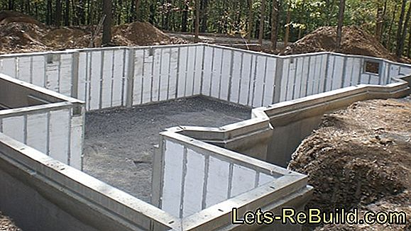 Costs for a prefabricated cellar
