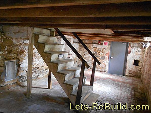 Cellar Renovation In The Old Building - Tips For The Professional Renovation