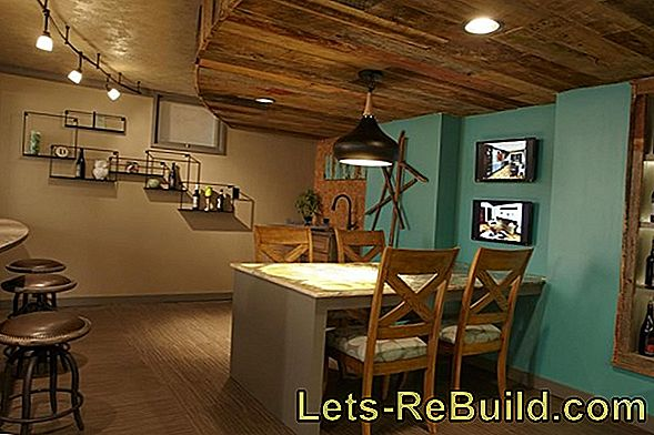Build A Basement Bar » Instructions In 4 Steps