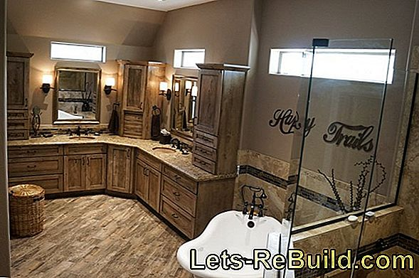 Bathroom Renovation - Save With Good Planning And Own Performance