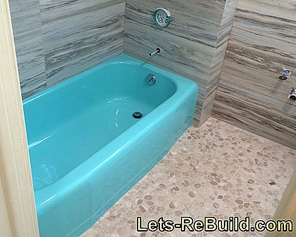 Prices for a bathtub coating
