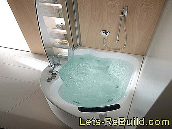 Install Corner Bath - Step By Step To The Bathing Paradise