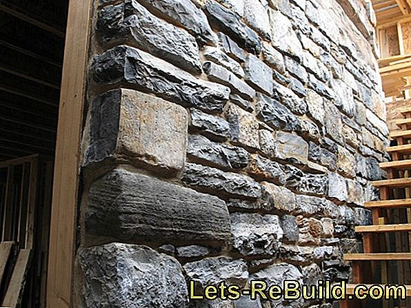 Stone Wall In The Bathroom » How To Create A Chic Stone Look