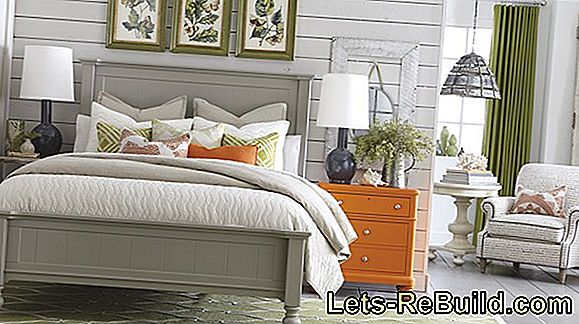 Feng Shui In The Bedroom » How To Set Up Your Bed