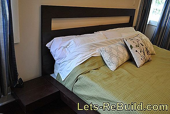 Build Headboard Yourself » These Are The Possibilities