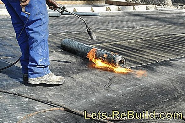 Laying Bitumen Shingles Correctly - Step By Step Instructions