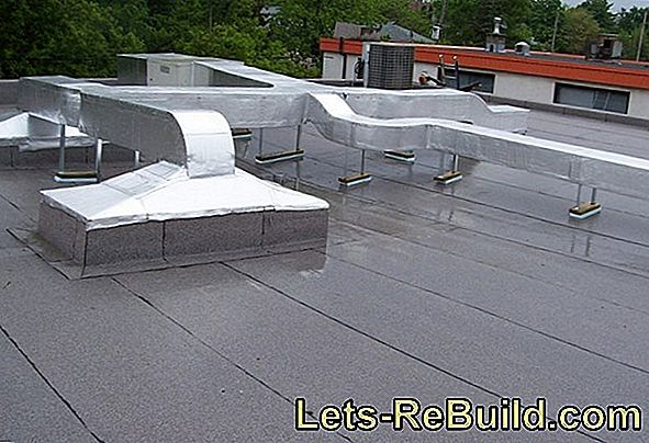 Bitumen Roof » A Small Guide» Advantages And Disadvantages