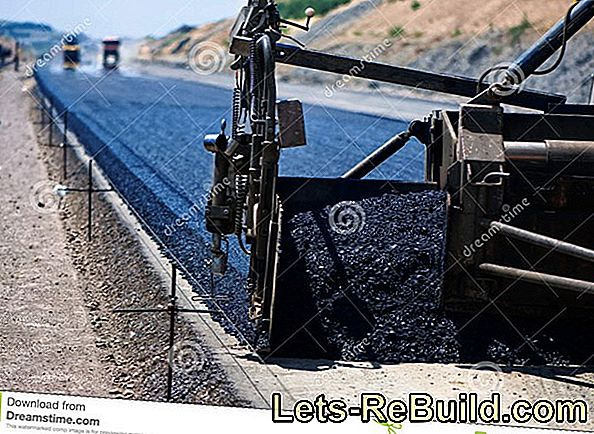 Laying Bitumen » Instructions In 4 Steps