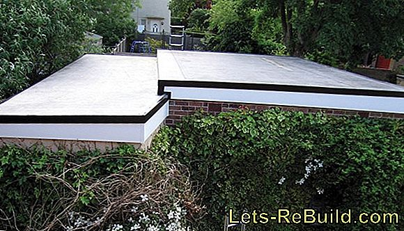 Roofing with bitumen - these are your options