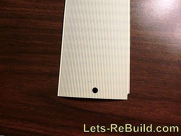 Repair The Blind » How To Repair Simple Damage