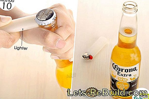 Open Bottle With Lighter » That'S How It Works