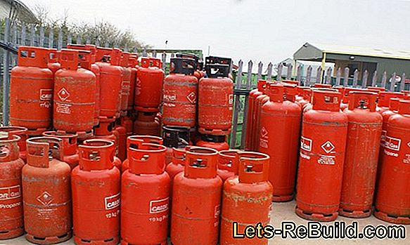 Gas cylinder expired: worth knowing about the expiry date