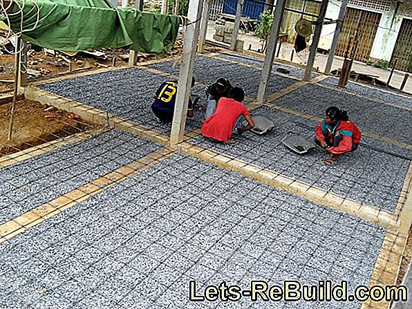 Tips for floor slab formwork