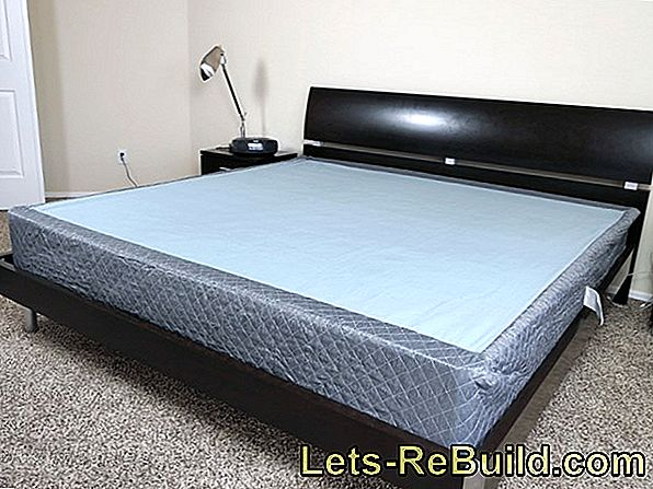 Which box spring bed for which weight?
