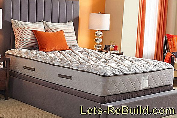 What Is A Boxspring Bed » Definition & Structure