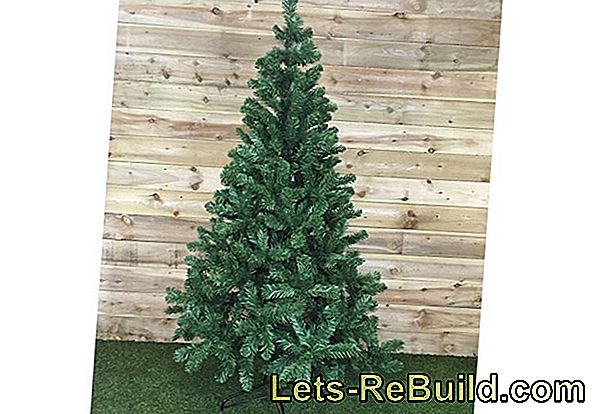 Artificial Christmas Trees - Christmas Tree Made Of Plastic - Folding Fir