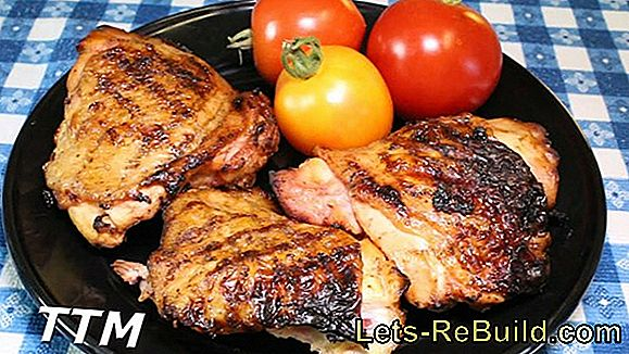 Grill marinades - make your own marinade - marinade recipes for barbecuing