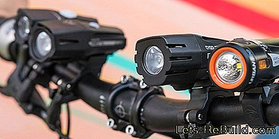 Bicycle lights comparison 2018