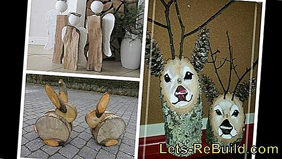 Wooden Christmas Decorations: Making Christmas Decorations Out Of Wood