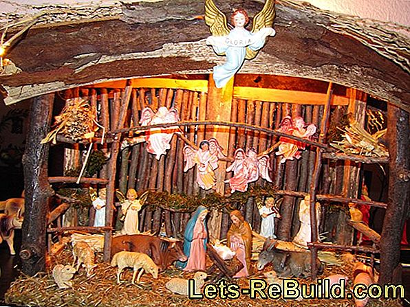 Build A Nativity Scene