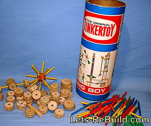 Tinker wooden Christmas tree