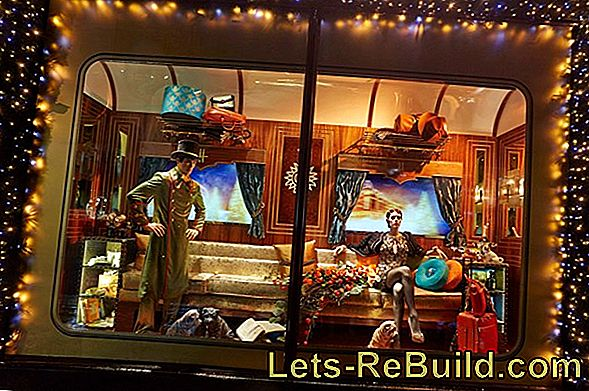 Christmas Window Pictures