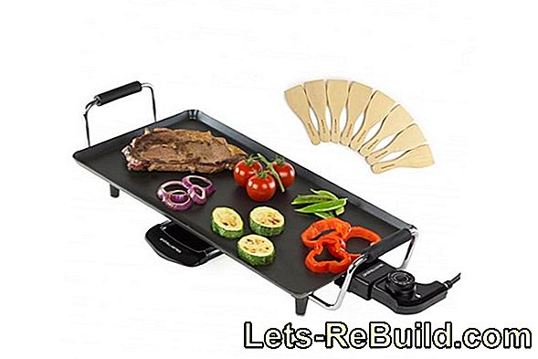 Electric grill and table grill
