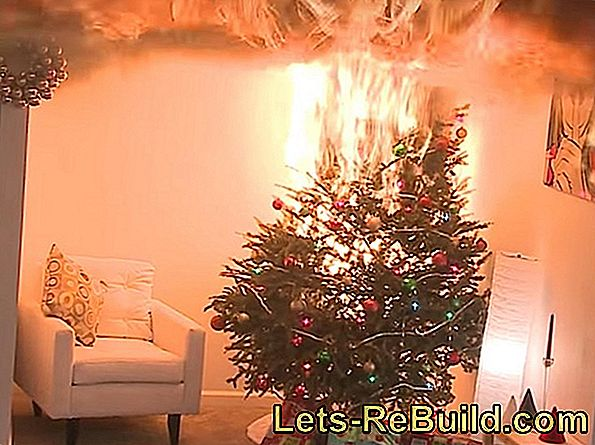 Fire protection at Christmas and in the Advent season