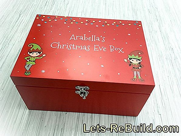 Craft Gift Box - Christmas Gift Box