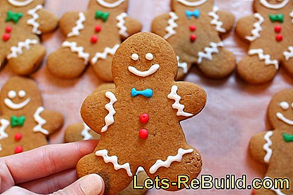 Gingerbread Man Recipe - Gingerbread Man Bake For Advent