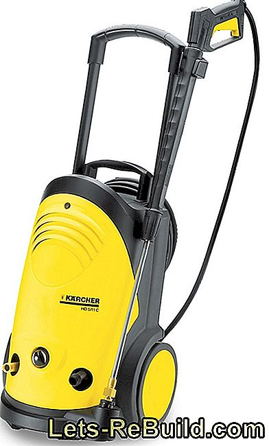 High pressure cleaner test and price comparison