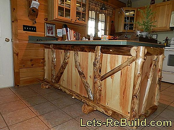 Build kitchen furniture yourself