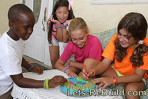 Loom Bands - Instructions for Rubber Bands, Rings and Animals