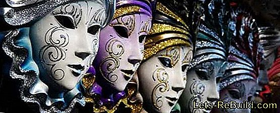 Make Masks For Carnival Itself