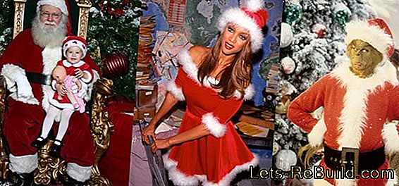 Make Santa Costume And Santa Claus Costume Yourself