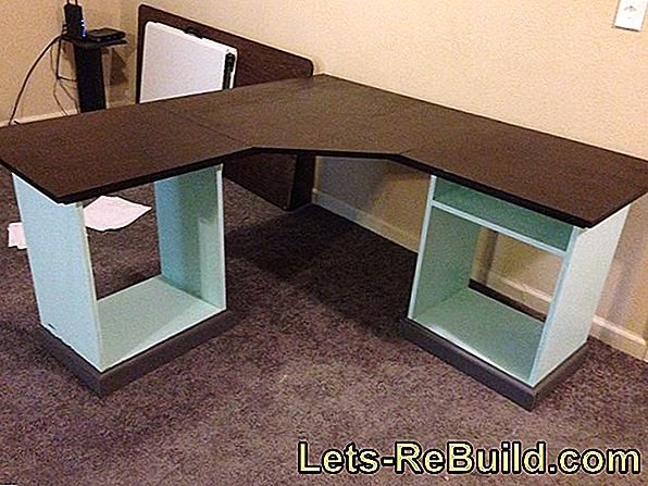 Build Office Furniture Yourself