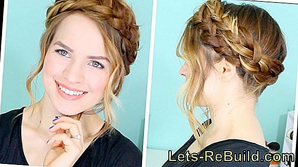 Make Oktoberfest Hairstyles Yourself: Bauernzopf, Dutt, Fischgrätzopf And Gretchenzopf
