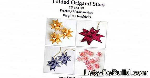 Origami stars, froebel stars and other 3D stars